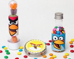 Kit Lembrancinhas de Festa Angry Birds