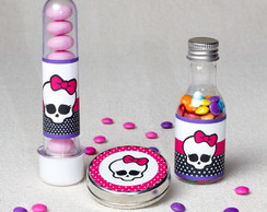 Kit Lembrancinhas de Festa Monster High