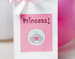 Sacola Personalizada Princesa