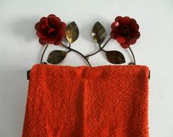 Porta Toalha ou papel toalha