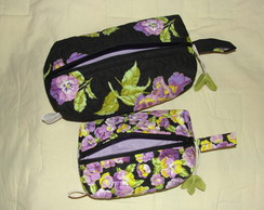 "Duo necessaires-box ""Lilly"""