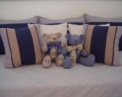 (CAO 0011) Conjunto cama da bab�
