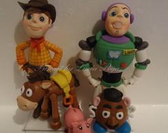 Topo Personalizado Toy story