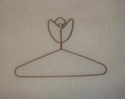 103a - tulipa simples (15cm)