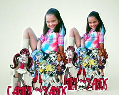 Display De Mesa Monster High