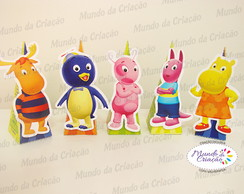 Cone Triangular Backyardigans