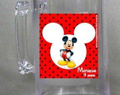 Adesivo Caneca Mickey