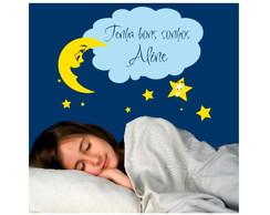 Adesivo Infantil -  Sonhos 75cm x 100cm