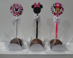 Topper Minnie Rosa 2
