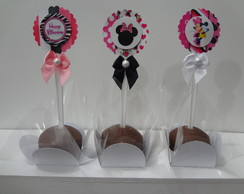 Topper Minnie Rosa 4