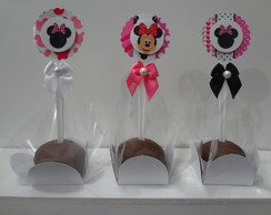 Topper Minnie Rosa 5