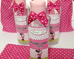 �lcool Gel Minnie Rosa