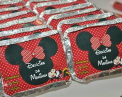 Marmitinha Personalizada - Minnie
