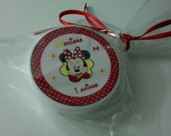 Latinhas Personalizadas Minnie Vermelha