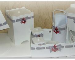 Kit de higiene marinheiro com 8 pe�as
