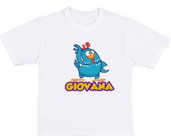 Camiseta - Galinha Pintadinha