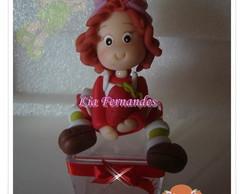 Lembrancinha Moranguinho Baby