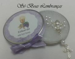 Latinha Personalizada com Mini Ter�o