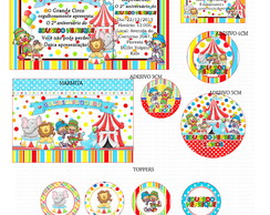 Kit digital Circo Patati Patat�