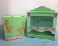kit beb� safari 2 p�s