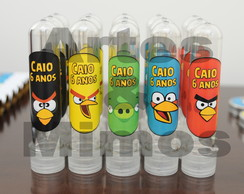 Tubete Personalizado Angry Birds