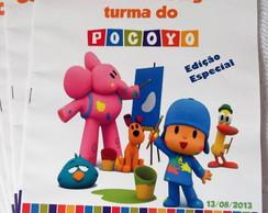 Livrinho de Colorir do Pocoyo
