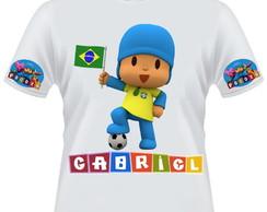 Camiseta Pocoyo