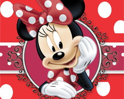 20 Sacolas Minnie Vermelha Way M