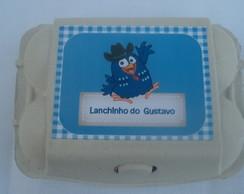 Caixa de Ovo Personalizada