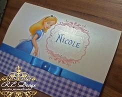 Convite Infantil - Nicole 06 anos