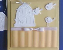 Livro Do Beb� passarinhos