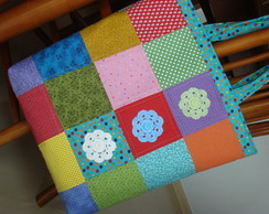 maxi bolsa patchwork jujuba