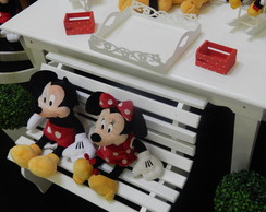 FESTA CLEAN Mickey e Minnie Mouse