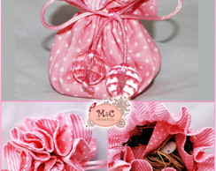 Mini Porta Bijoux Rosa