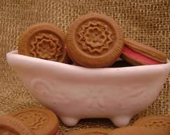 Banheira De Biscoitos Recheados