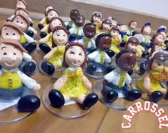 Lembrancinhas Personagens Carrossel