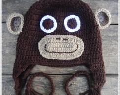 Touca De Croch� Macaco