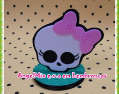 Simbolo monster high (enfeite de mesa)