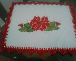 toalha bandeja pintado