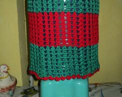 Capa para Gal�o de �gua em Croch�