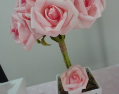 Vaso Luxo com Sweet Flowers!