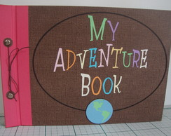 �lbum My Adventure Book