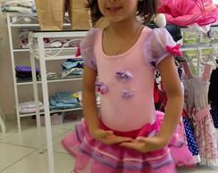 Fantasia Bailarina - borboleta