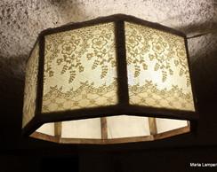 Lumin�ria De Teto