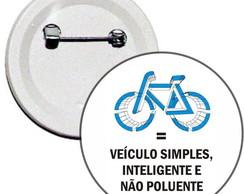 Boton 4,5cm Ciclismo - Ve�culo Simples
