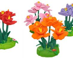 Flor modelo novo de mesa