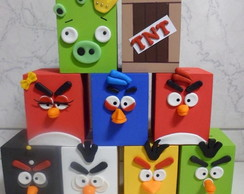 Cofrinho Angry Birds
