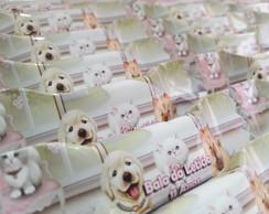 Balas Personalizadas - Jolie Pets