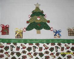 Pano De Prato - Natal