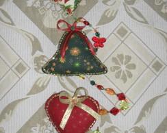M�bile ou Pingente De Natal Decora��o